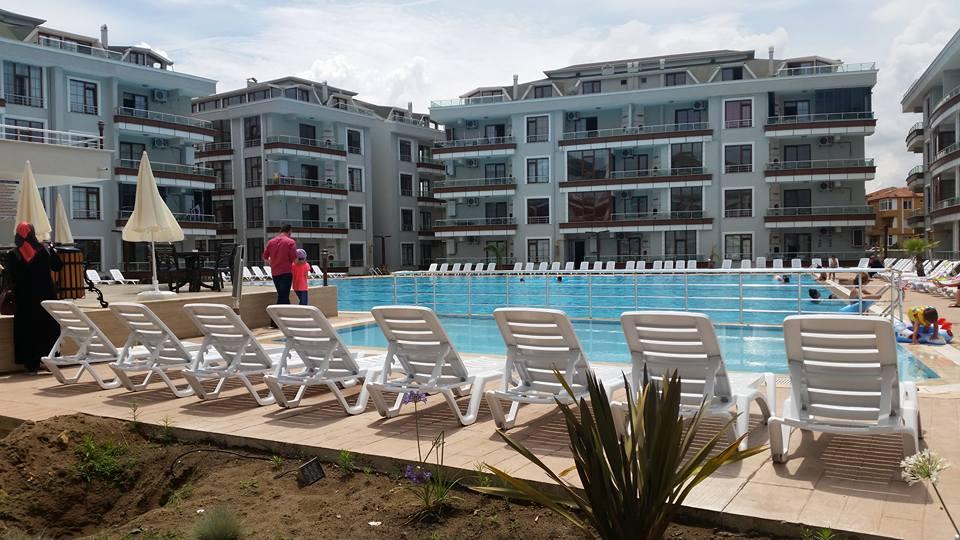 Karasu Ekşioğlu City otelleri kıskandırıyor