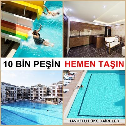 Ekşioğlu Karasu Şehir Kent Sitesi